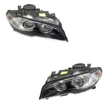 BMW E46 330Ci 325Ci Right And Left Headlights Assembly Kit Automotive Lightining