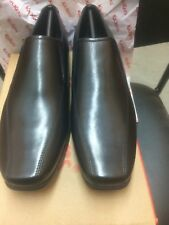 Kickers Mens Slip On  loafers Leather Shoes Size 10
