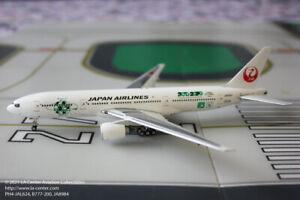 Phoenix Model Japan Airlines Boeing 777-200 Bio Diversity Diecast Model 1:400