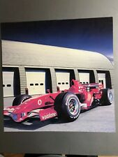 2006 Ferrari 248 F1 Formula 1 Race Car Print, Picture, Poster, RARE!! Awesome