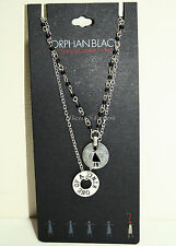 Orphan Black Sarah Inspired One Of A Kind DBL Strand Pendant Necklace Hot Topic