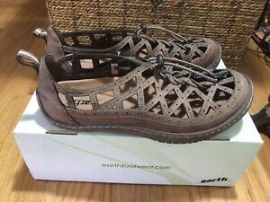 Kalso Earth Shoe 9.5 Innovate Casual Bunions Negative Heel Lattice
