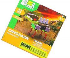 Animal Planet Building Blocks Set Dinosaur Kids New Free Ship 32 pieces