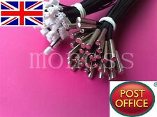 5pcs NTC 10k±1% 3470 Temperature Temp Sensor Probe Thermometer Waterproof