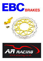 EBC 320 mm Supermoto Disc Conversion Kit to fit Husqvarna SMS 4 125 2011
