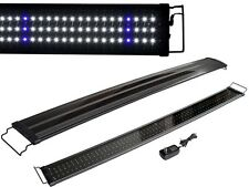 "48"" Aquarium LED Light 2 Modes Bright Lunar Freshwater Tropical Fish Tank 120cm"