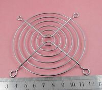 Metal Wire Finger Guard 92mm CPU Fan DC Fan Grill/Guard Protector for PC Silvery