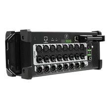 Mackie DL16S 16-Channel Wireless Digital Live Sound Mixer w/ Built-In Wi-Fi NEW