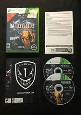 Battlefield 3 Limited Edition — Complete! Fast Free Shipping! (Xbox 360, 2011)
