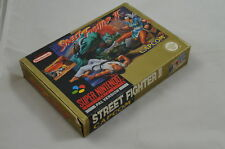 Street Fighter 2 SNES Spiel #2810