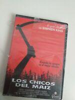 Dvd   LOS CHICOS DEL MAIZ DE STEPHEN KING (PRECINTADO)
