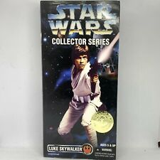"Star Wars Collector Series - Luke Skywalker 12"" Figure - Kenner 1996"