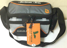 Field & Stream Fishing Tackle Carry Bag with 3-3500 Utility Storage Boxes Trays