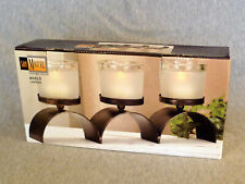 NIB Classic Modern San Miguel Tea Light Candle Holder