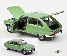 Renault 16 TX 1974 Green Metallic 1 18 Norev 185360