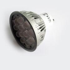 LED Spot GU10 5W, 3000K, 380lm, 45°, 230V, dimmbar, warmweiss, LG Chip, TOP, A+
