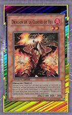 Dragon de la Cloche de Feu HA01-FR007 Feu Dragon Effet Niveau 2 YGO