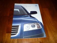 VW Passat Prospekt 04/2002