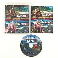 Far Cry 3 + 4 PS3 / Jeu Sur Playstation 3 Complet Double Pack