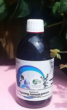 semi di Fieno Greco (Trigonella foenum-graecum) 1:3 RAPPORTO - 500ml TINTURA