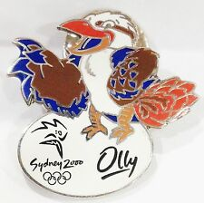SYDNEY OLYMPIC GAMES 2000 MASCOT OLLY PIN BADGE #701