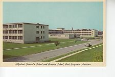 Adjutant General's School Fort Benjamin Harrison Ind IN