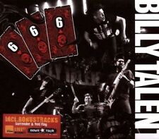 BILLY TALENT - 666 Live - Limited Edition [CD+DVD]