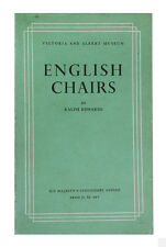 English Chairs by Ralph Edwards, (Paperback 1951) Victoria and Albert Museum