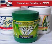 3 Units Silicon Mix + Bambu + Crece Pelo Hair Treatment 16 oz Combo Brasil Japan