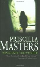 New, WINGS OVER THE WATCHER, Priscilla Masters, Book