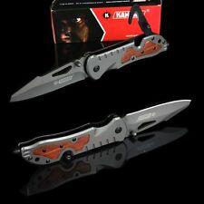 Knife Messer hunting KANDAR Rescue EDC RETTUNGSMESSER 3Cr13Mov KN24