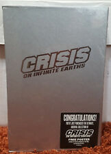 Crisis on Infinite Earths Archival Edition (1998, DC) HC w/Slipcase Sealed #1-12
