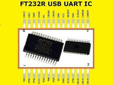 FTDI FT232RL USB 2.0  IC Schnittstelle USB to Serial UART RS232 SSOP-28 1 Stück