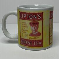 Vintage Lipton Tea Mug