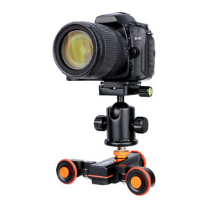 Tabletop Rolling Slider Auto   Car with Remote Control Motorized