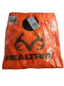 Realtree Big Boys Hoodie Size YXL/Blaze Orange
