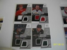 JOE MULLEN SP GAME USED AUTHENTIC FABRICS DUAL 2008-09