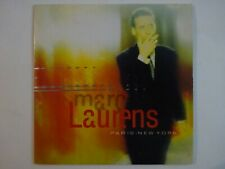 MARC LAURENS : PARIS-NEW YORK ♦ CD Single Promo ♦