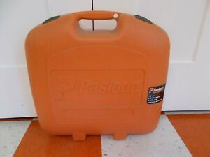 PASLODE Part #  900751 - Carrying Case for 900600 16 ga. angle Trim nailer