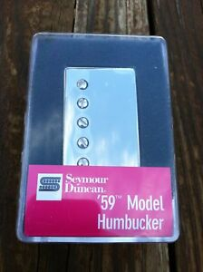 Seymour Duncan SH-1 59 Model Humbucker Pickup Neck NICKEL Electric Guitar PAF