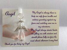guardian angel Keepsake baby christening gift baptism handmade just a gift