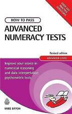 Very Good, How to Pass Advanced Numeracy Tests: Improve Your Scores in Numerical