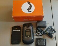 Kyocera DuraXE E4710 8GB unlocked black new other at&t rugged flip gsm ke4710