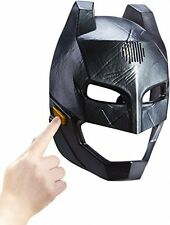 BATMAN VS SUPERMAN LE LUCI E SUONI voce CHANGER CASCO