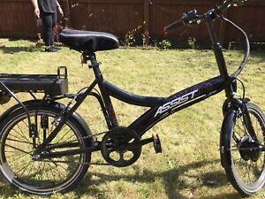 assist electric bike