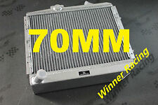 Fit Extreme Version Renault 5/R5 9/11 GT Turbo Aluminum Radiator 70mm