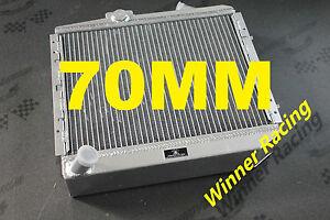 Fit Extreme Version Renault 5/R5 9/11 GT Turbo Aluminum Radiator 70mm