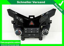Klimabedienteil Chevrolet Cruze I KL1J , 3862078, 12221613