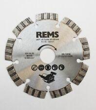 REMS Universal Diamond Cutting Disc LS Turbo 125 N 185021 Crocodile