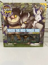 WHERE THE WILD THINGS ARE GAME New- OPEN BOX